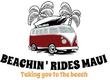 Beachin Rides Maui Logo